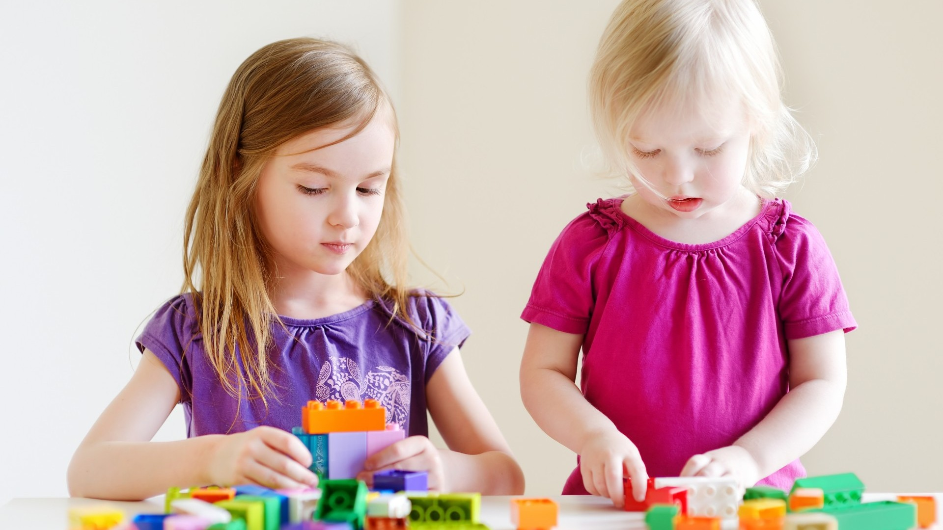 LEGO Construction Class for Early Engineers